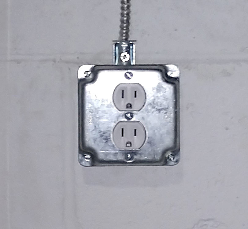 Electrical Outlets » Servicewise Electrical